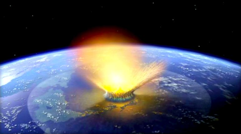 standby for chicxulub impact photo