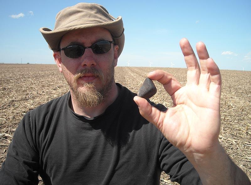 Mifflin Meteorite