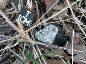 West Texas: 6.7g Meteorite